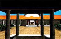 Villa romana de la Torrecilla. Peristilo (2)